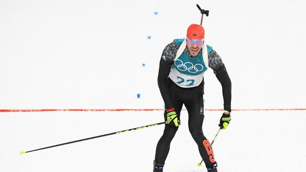 Belegte einen enttäuschenden 30. Platz: Arnd Peiffer - Bildquelle: PIXATHLONPIXATHLONSID