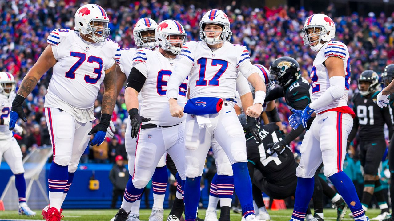 Buffalo Bills (4-7) - Bildquelle: 2018 Getty Images