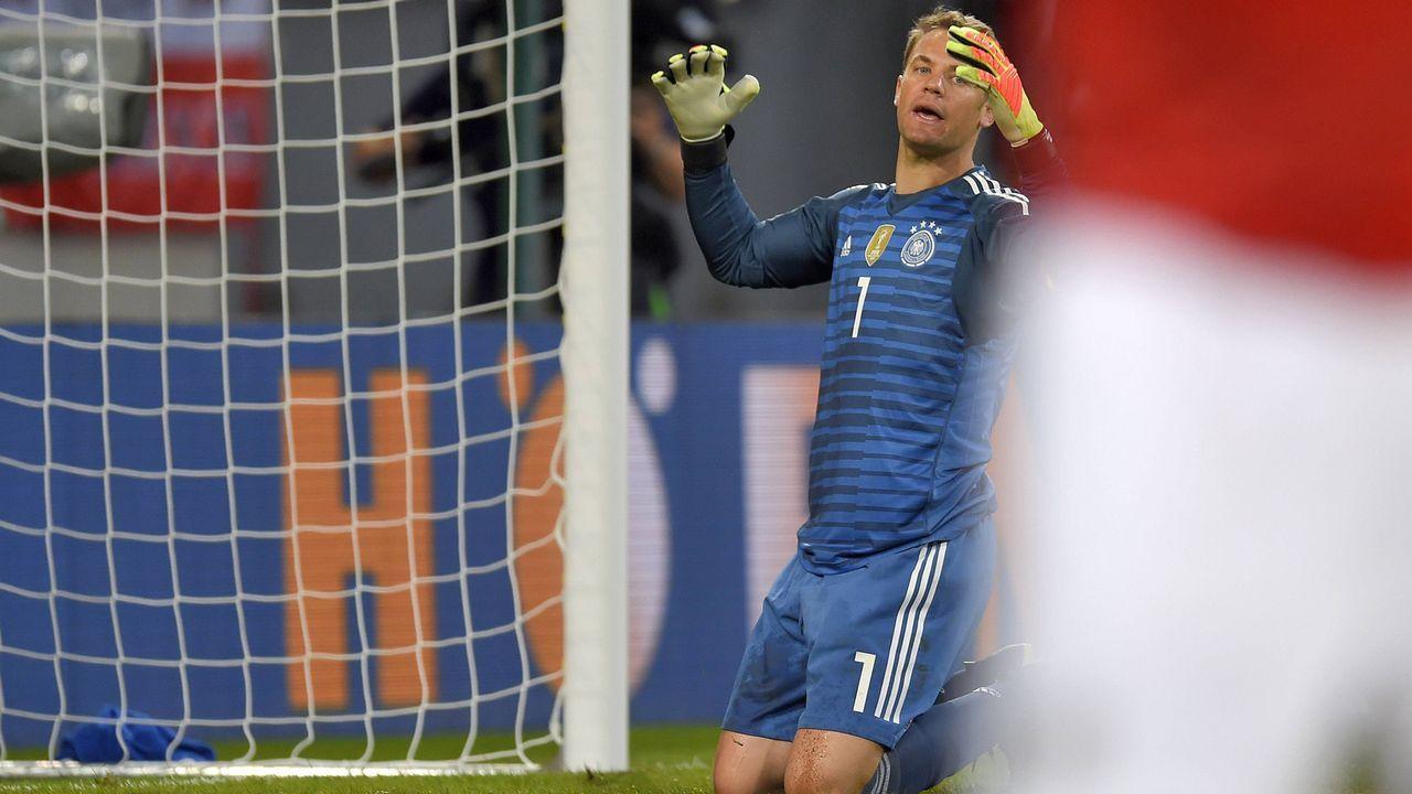 So lief Manuel Neuers Comeback - Bildquelle: imago/MIS