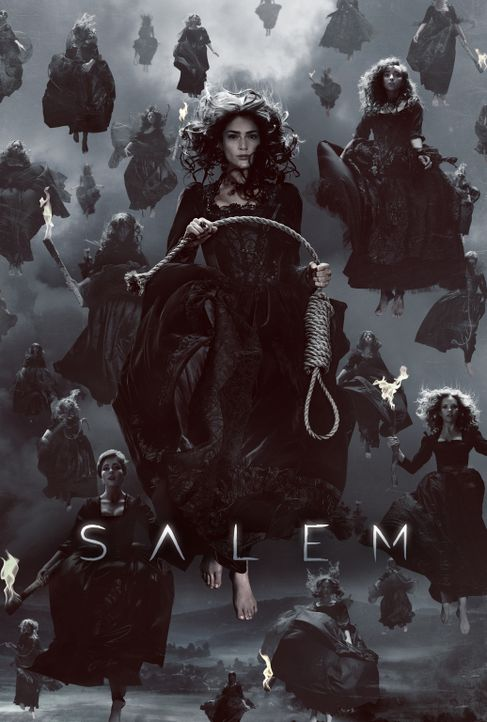 (2. Staffel) - Salem - Plakat - Bildquelle: 2015 Fox and its related entities. All rights reserved.