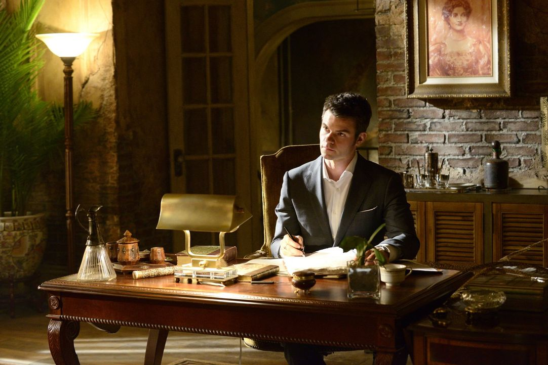 Verzweifelt versucht Elijah (Daniel Gillies), Frieden ins French Quarter zu bringen, doch nicht jeder will Frieden ... - Bildquelle: Warner Bros. Television