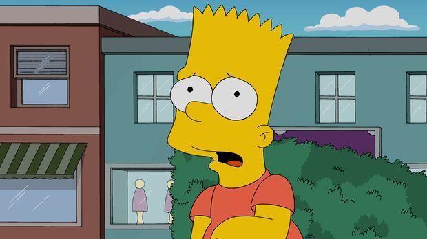Während Bart (Bild) den Mitbürgern von Sprinfield mal wieder einen Streich sp...