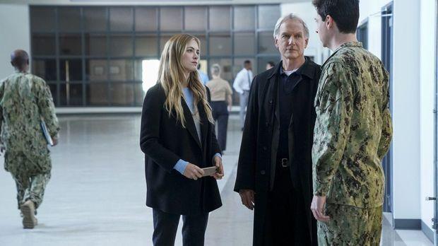 Navy Cis - Navy Cis - Staffel 16 Episode 8: Das Letzte Geleit