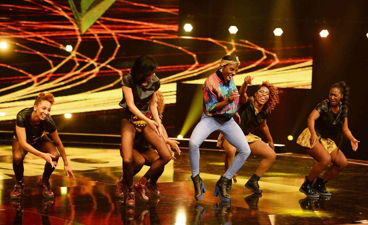 Got-To-Dance-Afro-Flavour-09-SAT1-ProSieben-Willi-Weber - Bildquelle: SAT.1/ProSieben/Willi Weber