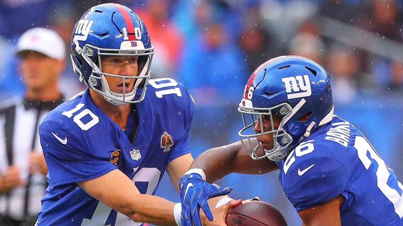Eli Manning (New York Giants) - Bildquelle: imago/Icon SMI