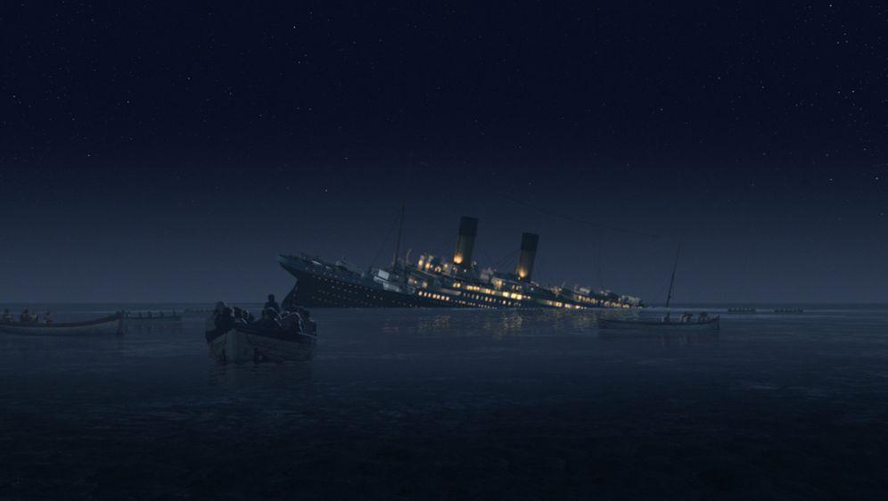 Inside the Titanic - Countdown zum Untergang - Bildquelle: Dangerous Films Ltd