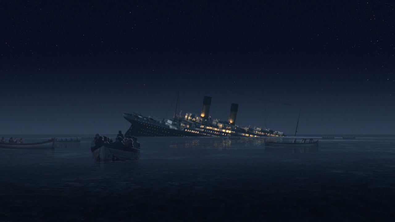 Die letzten Stunden der Titanic ... - Bildquelle: Dangerous Films Ltd