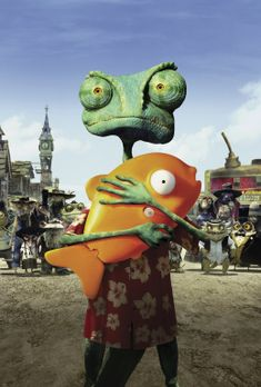 Rango - RANGO - Artwork - Bildquelle: Paramount Pictures. All rights reserved.