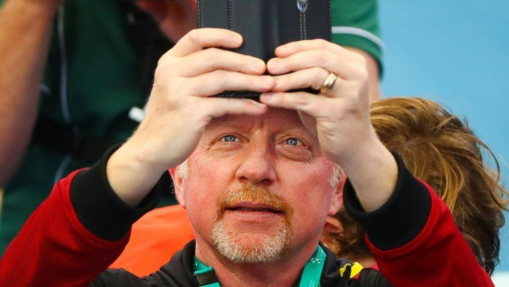 Möchte den Davis-Cup modernisieren: Boris Becker - Bildquelle: AFP AFPPatrick HAMILTON