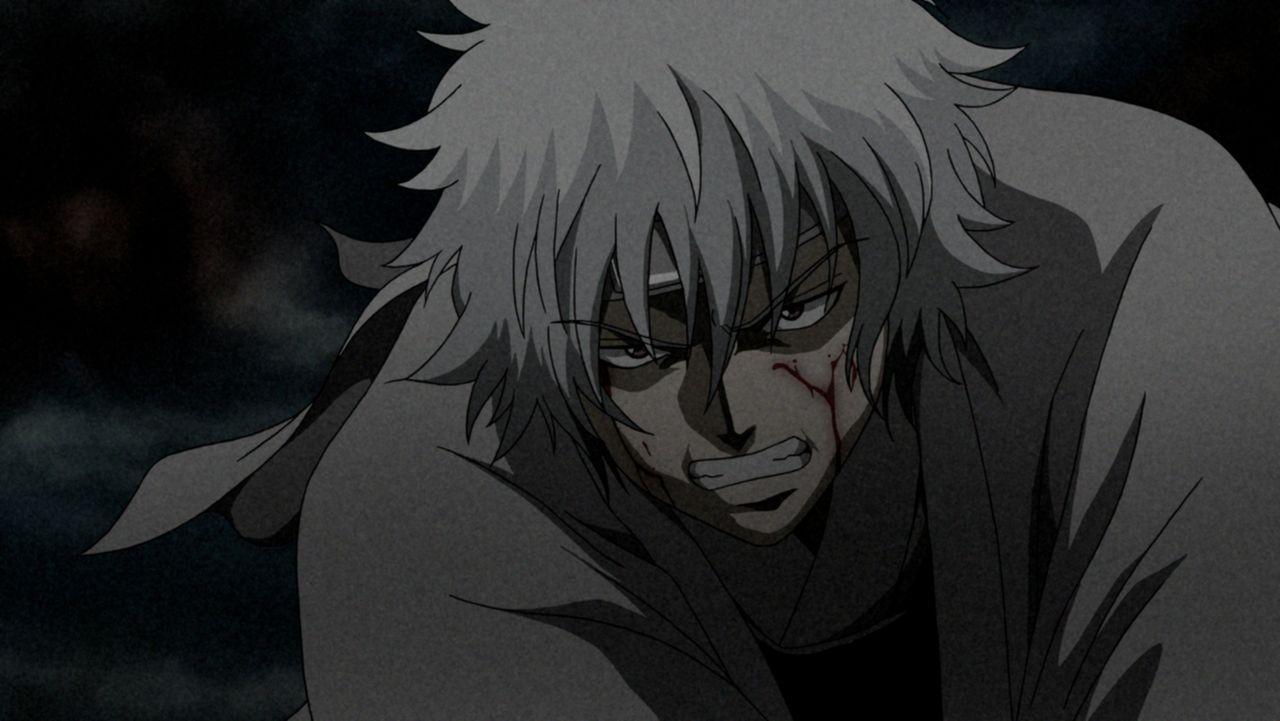 Nachdem Gintoki von einem mysteriösen Wesen unfreiwillig fünf Jahre in die Zukunft katapultiert wurde, muss er feststellen, dass er und ein Großteil... - Bildquelle: Hideaki Sorachi/GINTAMA the Movie