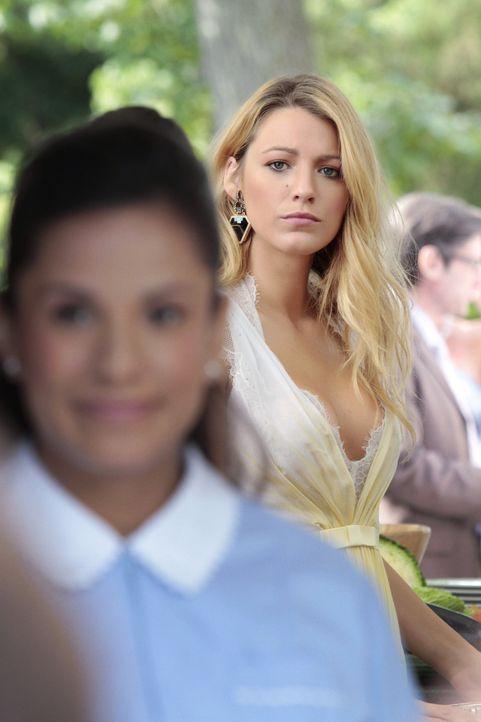 Serena van der Woodsen in Staffel 6 Gossip Girl - Bildquelle: Warner Bros. Television
