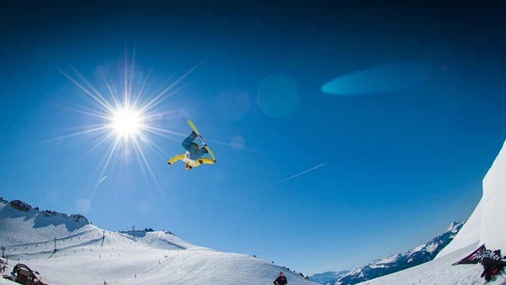 Skifahren und Snowbaorden im Sommer – Top Tipps! - Bildquelle: Pixabay