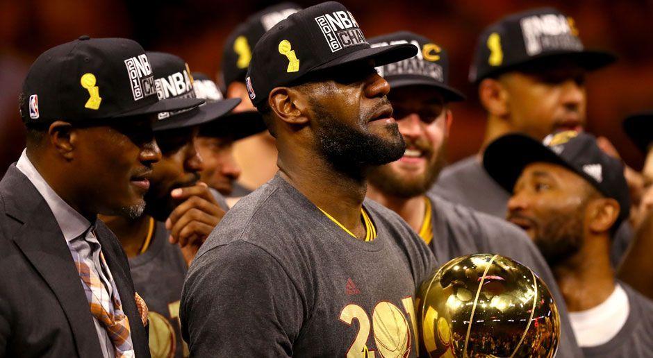 Cleveland - Bildquelle: 2016 Getty Images