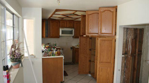 Vom Alptraum zum Küchentraum: Sarah und Tarek El Moussa haben sich einiges vo...