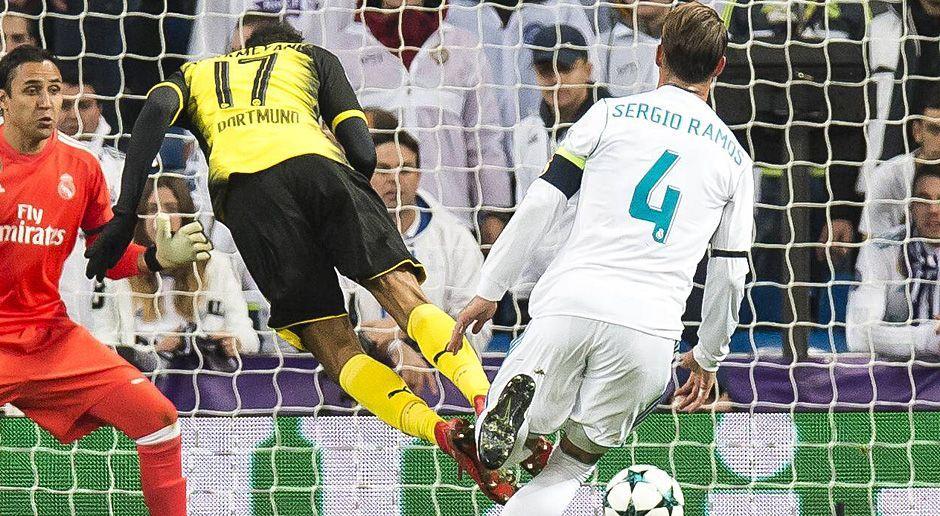 Sergio Ramos (Real Madrid) - Bildquelle: imago
