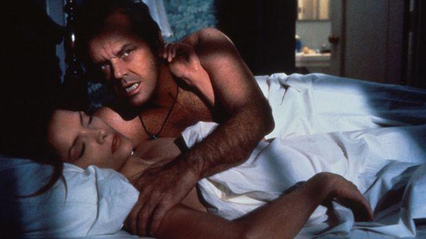 Wolf - Für seine Geliebte Laura (Michelle Pfeiffer, l.) hat Will (Jack Nichol...