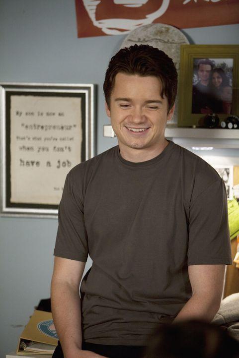 Travis (Dan Byrd) ist mittlerweile im College und Jules fühlt sich in dem großen Haus sehr einsam und fängt plötzlich an, überall Gefahren zu w... - Bildquelle: 2010 ABC INC.