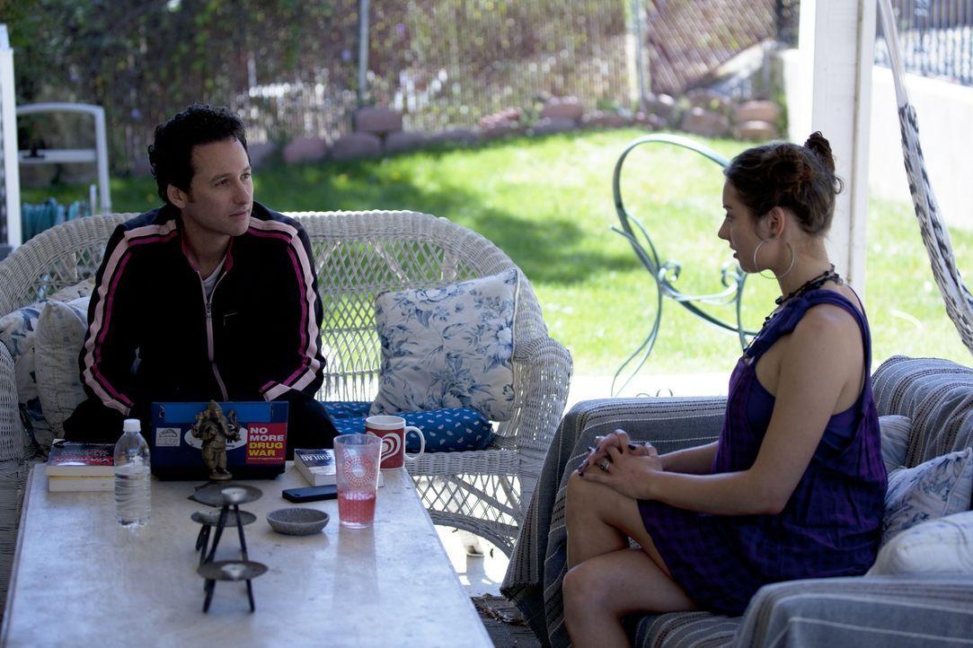 Genießen ihre Zeit zu zweit: Anthony (l.) und Lindsey (r.) ... - Bildquelle: Lucas North Showtime Networks Inc. All rights reserved.