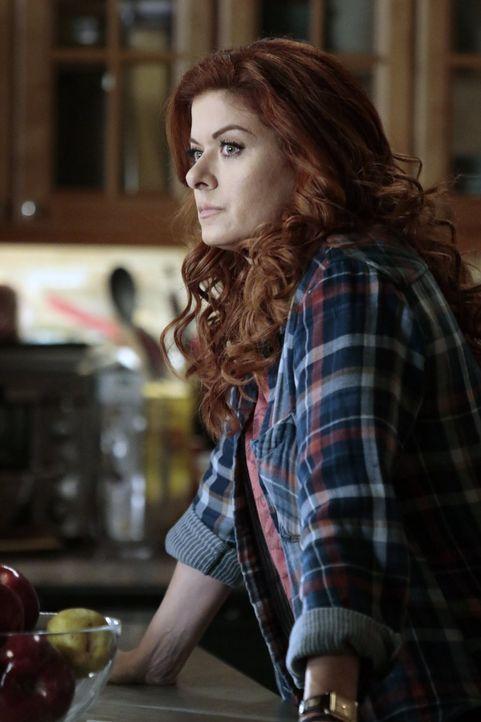 Von Liebesdreiecken verfolgt? Nicht nur privat hat sie es mit schwierigen Entscheidungen zu tun, auch beruflich trifft Laura (Debra Messing) auf kom... - Bildquelle: 2015 Warner Bros. Entertainment, Inc.