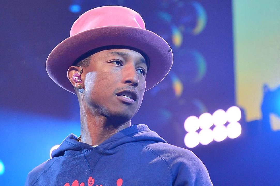 Pharrell Williams 2014 - Bildquelle: JLN Photography/WENN.com