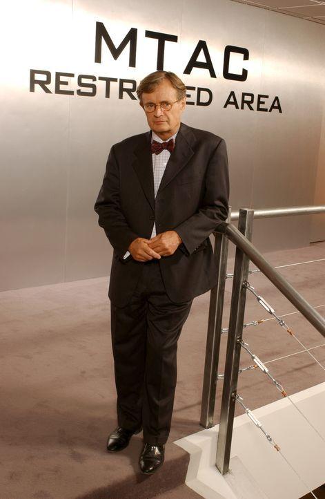 (1. Staffel) - Ducky (David McCallum) ist der Gerichtsmediziner des NAVY CIS Teams. Er ist exzentrisch, schelmisch und dennoch liebenswert ... - Bildquelle: CBS Television