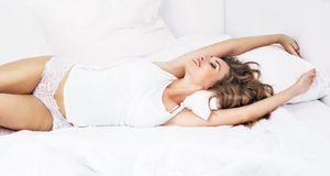 Wer im Schlaf abnehmen will, der sollte nicht nur lange in den Federn liegen...