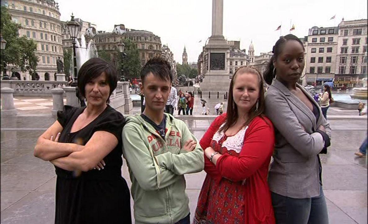 Unterschiedlicher könnten die Hochzeiten nicht sein, doch wer richtet die perfekte Hochzeit aus? - Bildquelle: ITV Studios Limited 2012