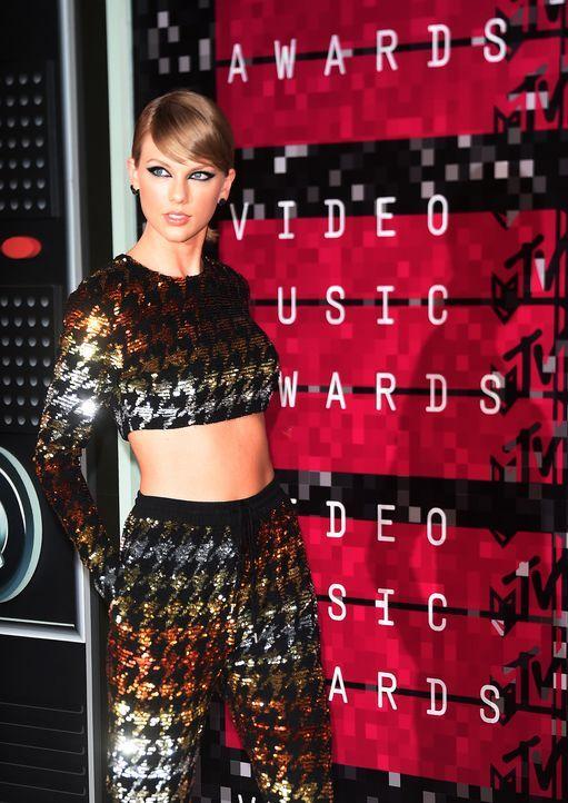 MTV-VMAs-150830-23-Taylor-Swift-getty-AFP - Bildquelle: MARK RALSTON / AFP