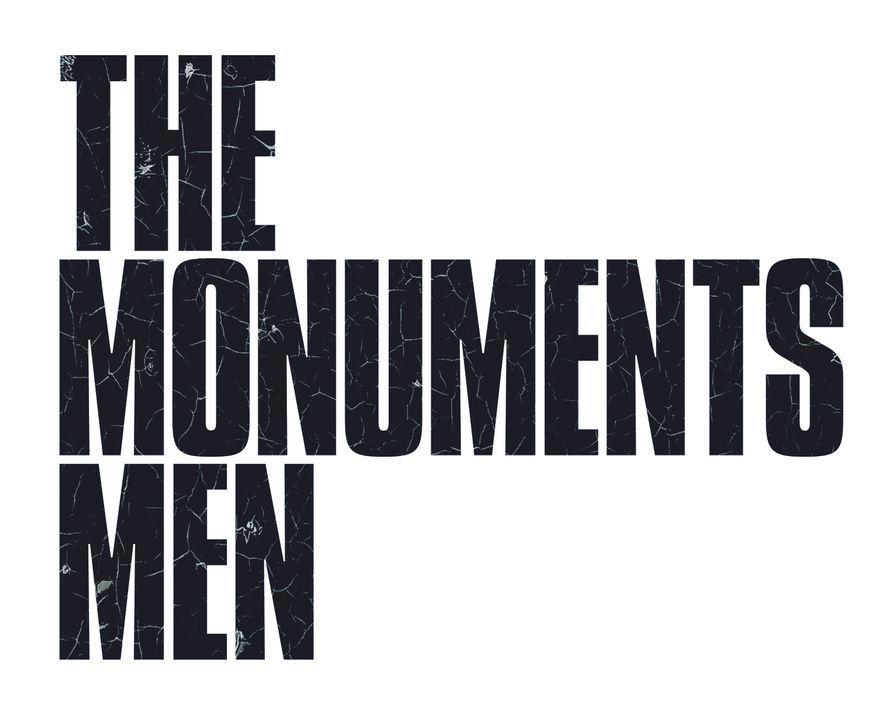 MONUMENTS MEN - UNGEWÖHNLICHE HELDEN - Logo - Bildquelle: 2014 Columbia Pictures Industries, Inc. and Twentieth Century Fox Film Corporation.  All rights reserved.