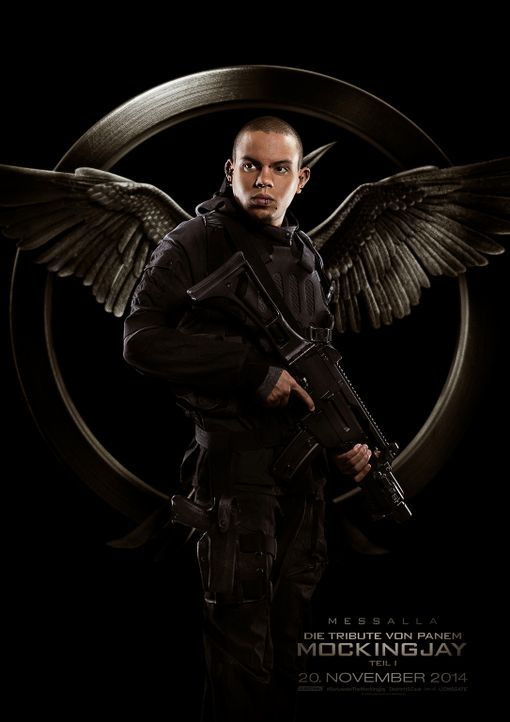 DIE TRIBUTE VON PANEM - MOCKINGJAY TEIL 1 - EVAN ROSS - Bildquelle: TM &   2014 Lions Gate Entertainment Inc. All rights reserved.