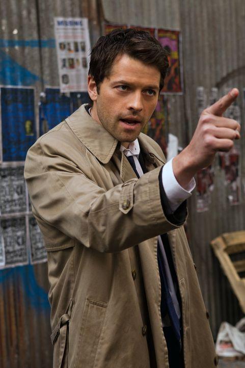 Noch immer redet sich Castiel (Misha Collins) ein, das Richtige zu tun, aber die Macht, die er sich wünscht, verändert jeden ... - Bildquelle: Warner Bros. Television