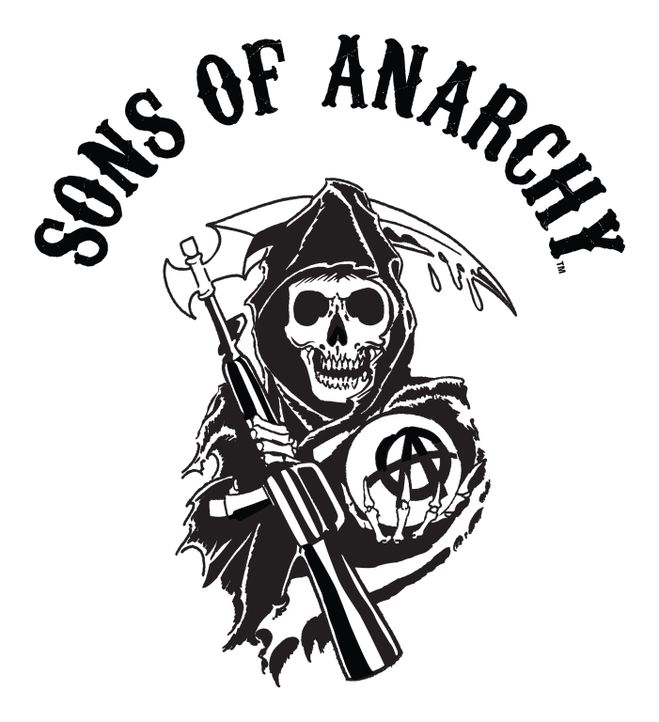 """SONS OF ANARCHY"" - Logo - Bildquelle: 2009 FX Networks, LLC. All rights reserved."