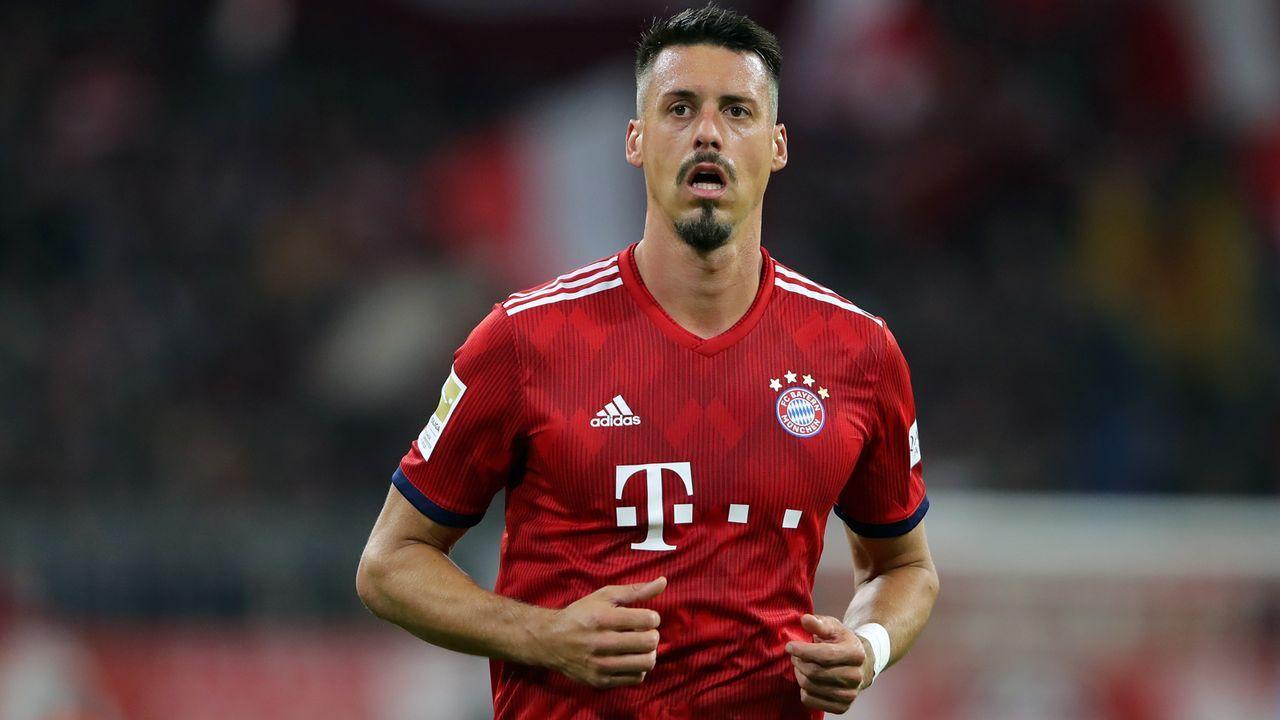 Sandro Wagner (FC Bayern München) - Bildquelle: 2018 Getty Images