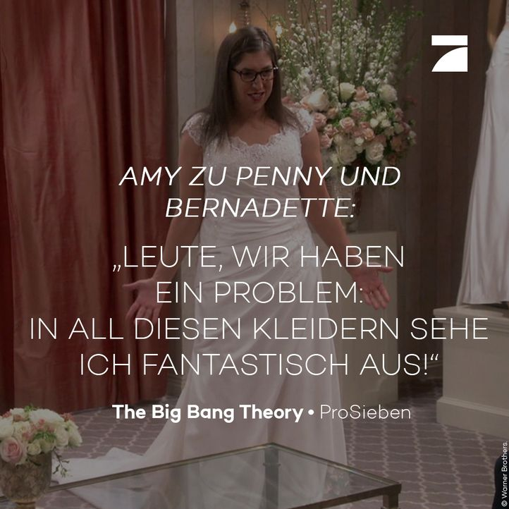 Staffel 11 Episode 22 - Amy - Bildquelle: Warner Bros. Television