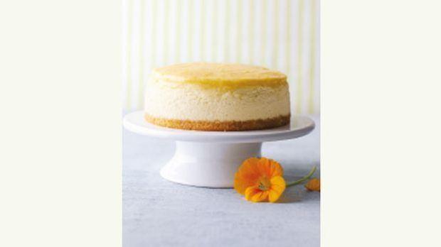 So lecker ist Cynthia Barcomis Sunshine White Chocolate Cake. Hier das Rezept...