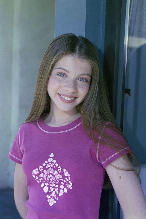 Dawn (Michelle Trachtenberg) hat es faustdick hinter den Ohren, obwohl sie gerade mal 14 Jahre alt ist. - Bildquelle: TM +   2000 Twentieth Century Fox Film Corporation. All Rights Reserved.