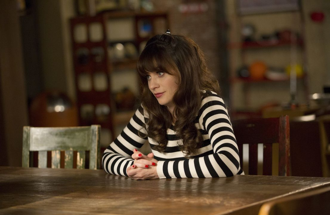 Hat wertvolle Tipps für Nick und Schmidt: Jess (Zooey Deschanel) ... - Bildquelle: 2015 Twentieth Century Fox Film Corporation. All rights reserved.