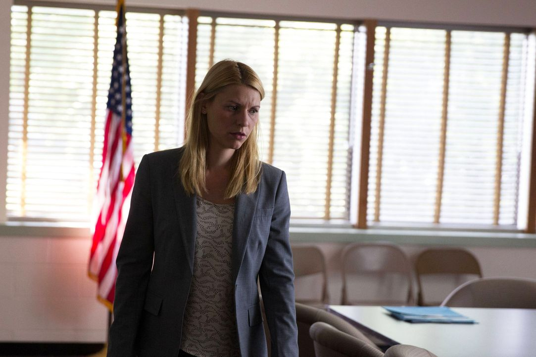 Zum Leidwesen von Carrie (Claire Danes) lehnt der zuständige Richter ihre Entlassung aus der Psychiatrie auf Druck des Justizministeriums ab ... - Bildquelle: 2013 Twentieth Century Fox Film Corporation. All rights reserved.