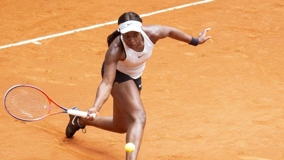 Sloane Stephens nimmt am Nürnberger WTA-Turnier teil - Bildquelle: PIXATHLONPIXATHLONSID