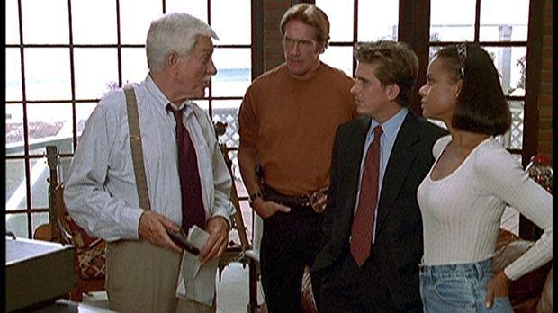 (v.l.n.r.) Mark (Dick Van Dyke), Steve (Barry Van Dyke), Jesse (Charlie Schla...