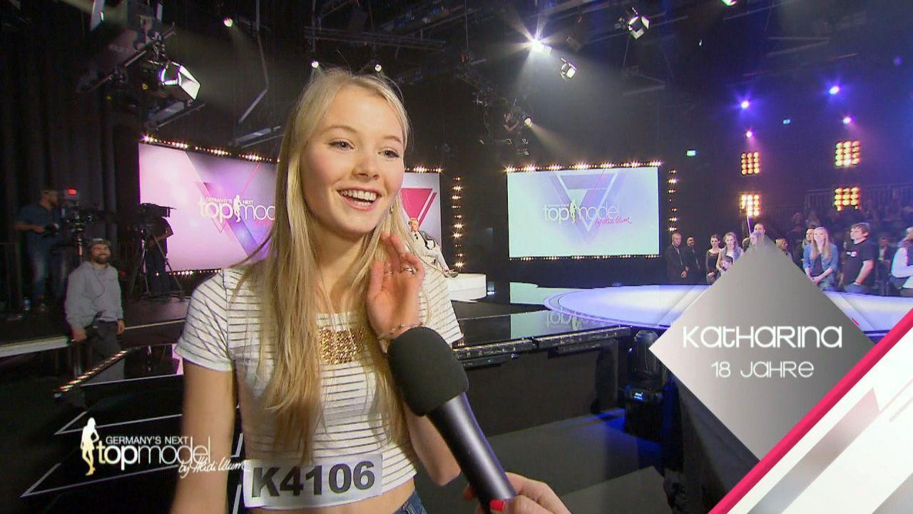 GNTM-10-Sendung01_074 - Bildquelle: ProSieben