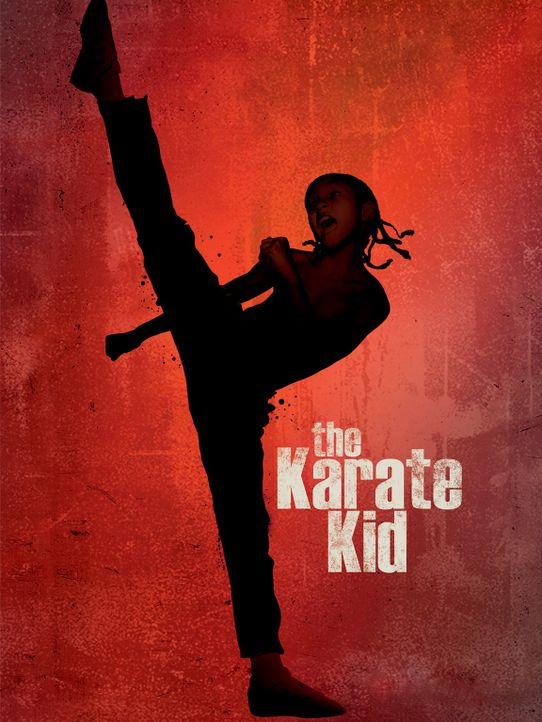 Karate Kid - Plakatmotiv - Bildquelle: 2010 CPT Holdings, Inc. All Rights Reserved.