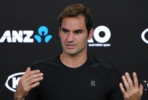 Federer sieht sich nicht als Top-Favorit