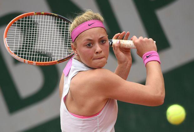 Carina Witthöft: die deutsche Tennis-Hoffnung - Bildquelle: imago/Paul Zimmer