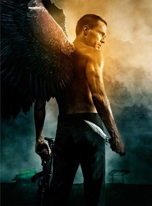 Wenn der letzte Engel gefallen ist, beginnt der Kampf um die Menschheit: Erzengel Michael (Paul Bettany) ... - Bildquelle: CPT Holdings, Inc.  All Rights Reserved.