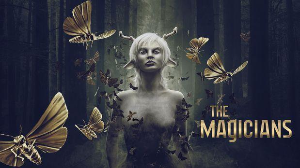 The Magicians - (2. Staffel) - The Magicians - Artwork - Bildquelle: 2016 Syf...
