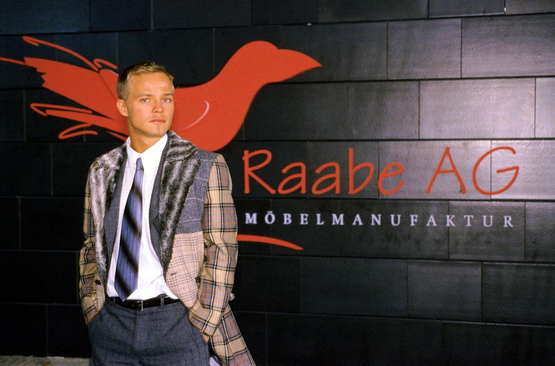 Ben Raabe (Matthais Koeberlin) ist ein Glückskind: Mit 28 Jahren hat er alles erreicht, wovon andere nur träumen. Als leitender Manager im väterl... - Bildquelle: Sat.1/Degraa