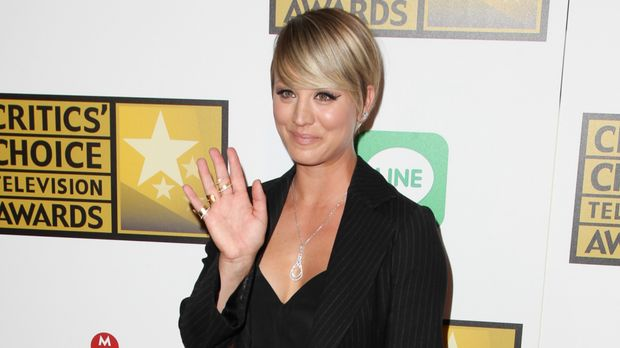 """the big bang theory""""-star kaley cuoco-sweeting: in modefragen ist"""