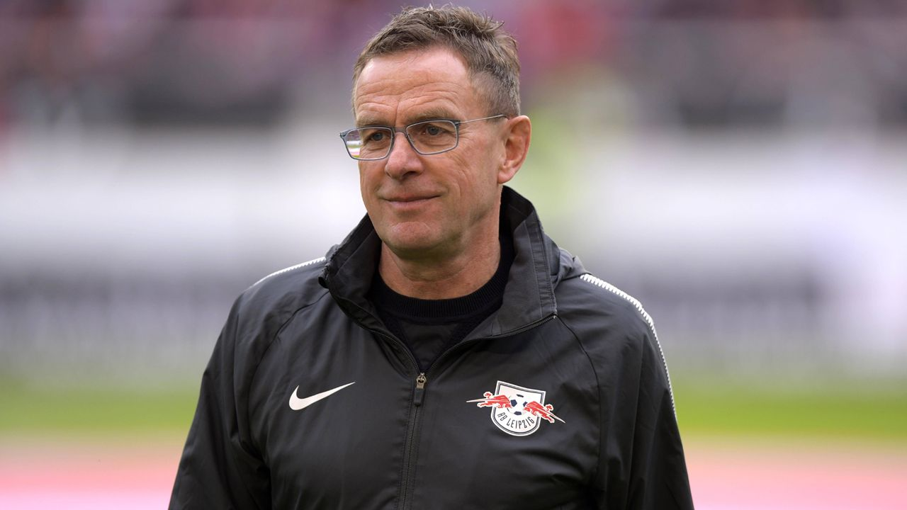 Ralf Rangnick (Sportdirektor RB Leipzig) - Bildquelle: imago/MIS