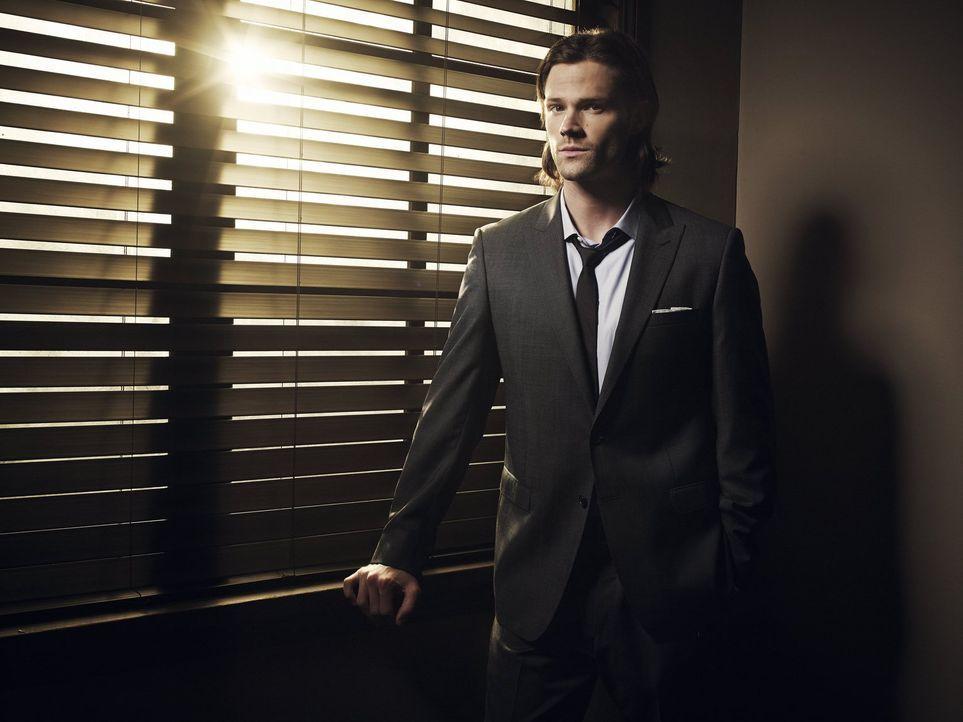 (9. Staffel) - Sam (Jared Padalecki) befindet sich im ständigen Kampf - gegen das Böse oder ums eigene Überleben ... - Bildquelle: 2013 Warner Brothers